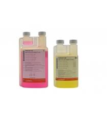 Solution tampon pH LABKEM avec récipient anti-retour intégré