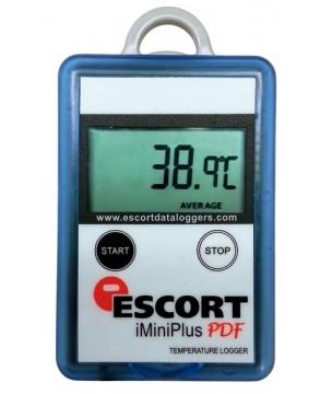 Enregistreur de températures avec sonde interne