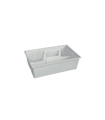Laboratory tray for bottles
