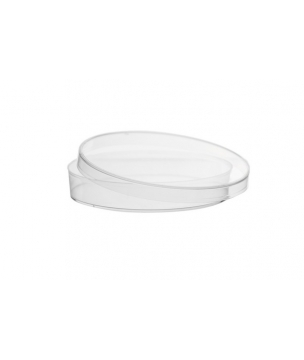 Boîte de pétri Ø150 mm en polystyrène