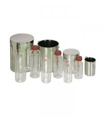 Dispersing vessels for Homogeniser POLYTRON®