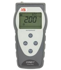 """Portable thermometer, Temp 7 Pt100 model"