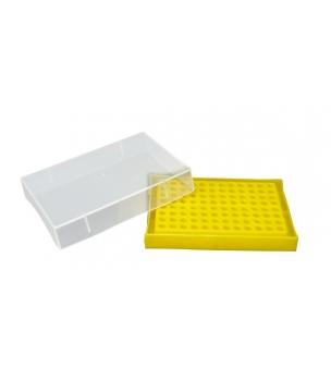 Boîte de stockage en PP pour microtube PCR de 0,2 ml