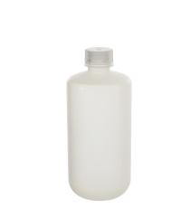 Narrow mouth round bottle, HDPE
