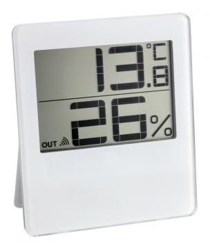 Thermo-hygromètre numérique sans fil