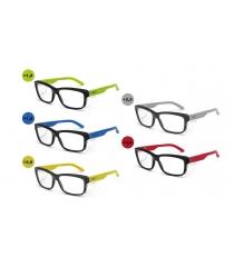 Safety Reading Glasses Premium Line, WORK&FUN series