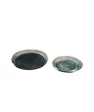 Coupelle de pesée en aluminium