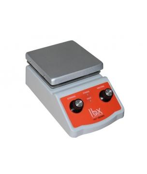 Mini-agitateur magnétique chauffant LBX H01, 2 L