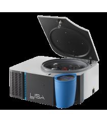 Centrifugeuse ventilée ou réfrigérée, LISA