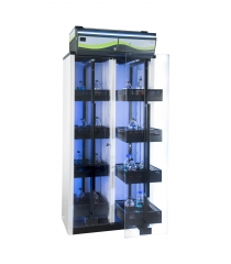 Armoire de filtration, type Captair 834 Smart
