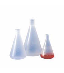 Erlenmeyer flasks - LabMaterials by Blanc-Labo SA