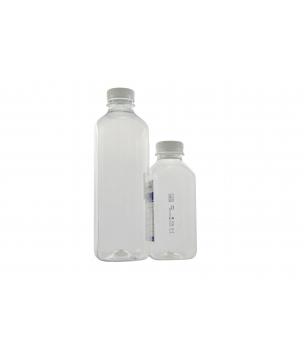 Flacon en PET stérile, pour échantillon d'eau