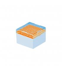 Cryoboîte congelable en PC, avec couvercle numéroté