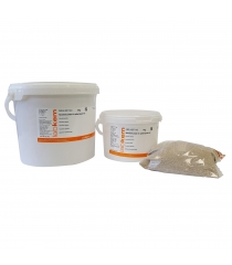 Absorbent powder for spilled liquids LABKEM AUX - Auxiliary grade