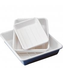 Deep tray, PVC, KARTELL