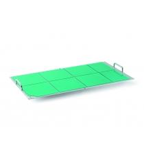 Plaque adhésive/Sticky Stuff 20x 20 cm (verte)