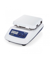 Digital magnetic stirrer with heating and glass ceramic plate, ONILAB MS7-H550-Pro Series, 20 L