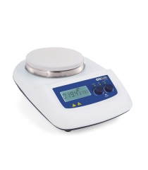 Digital magnetic stirrer with timing, heating and ceramic coated plate, Onilab MS-H-Prot series, 20 L