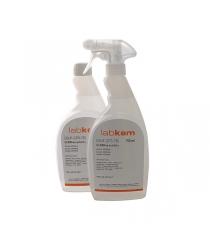 Disinfectant for laboratories