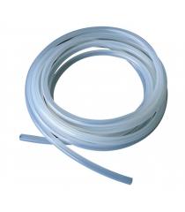 Silicone tubing, translucent
