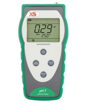 pHmètre portable, modèle pH7